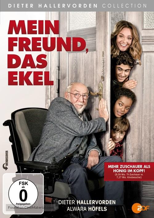 Mein Freund das Ekel - German Movie Cover