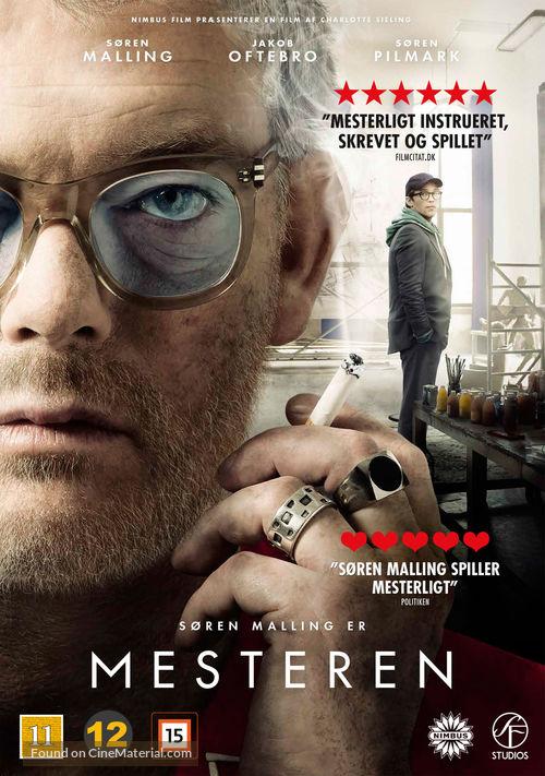 Mesteren - Danish Movie Cover