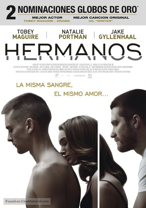 Brothers - Chilean Movie Poster
