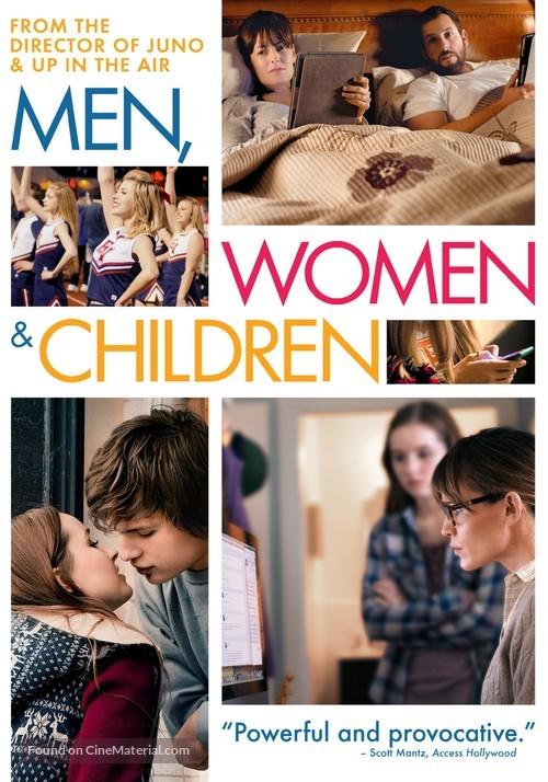 Men, Women & Children - DVD movie cover