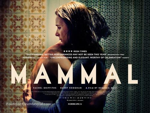 Mammal - British Movie Poster