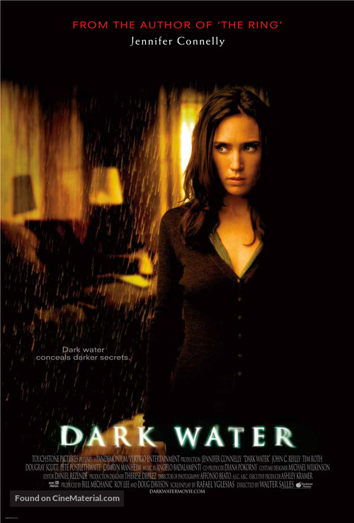 Dark Water - Movie Poster