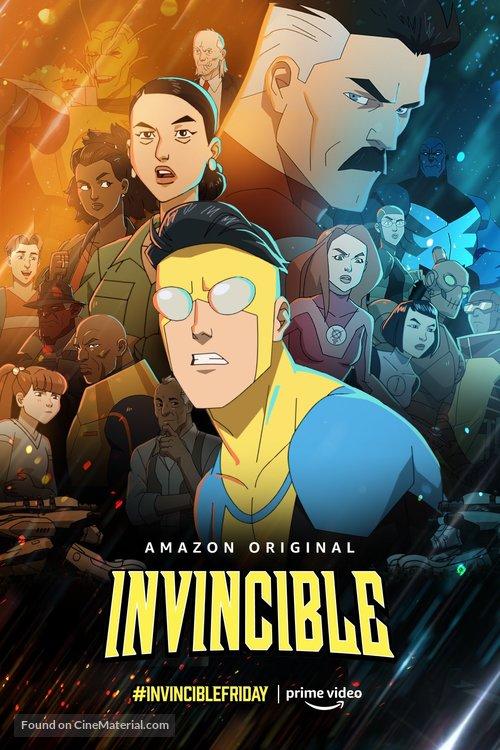Invincible (2021) English Season 1 Complete 480p HDRip 1GB Download