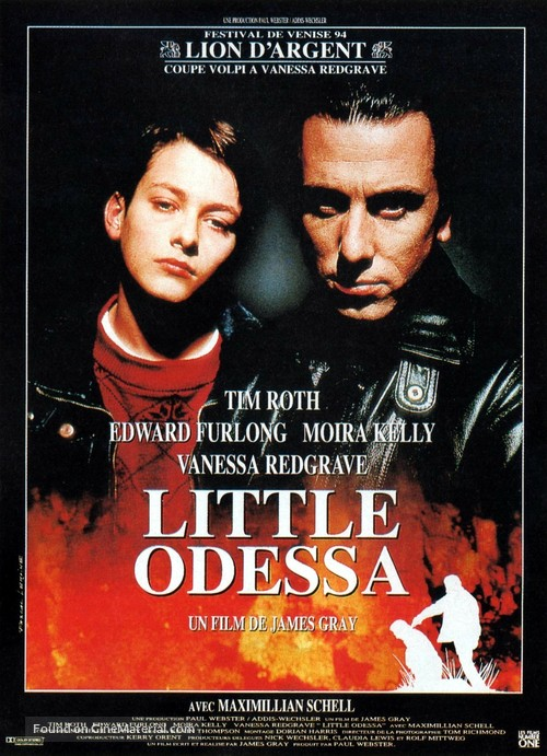 Little Odessa - French Movie Poster