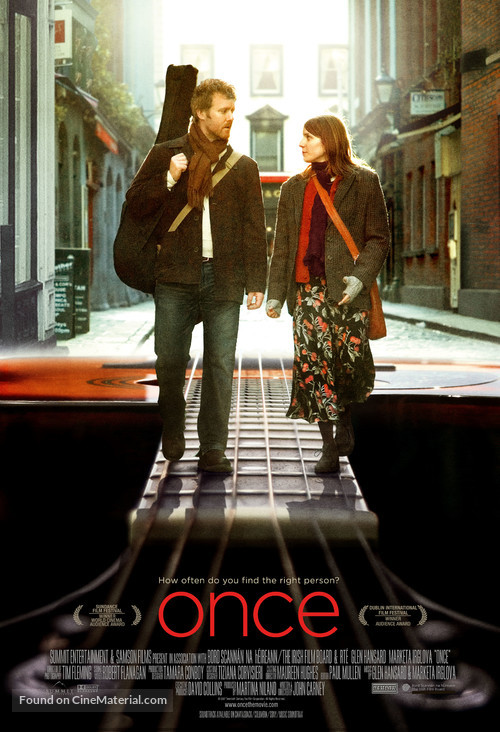 Once - Movie Poster