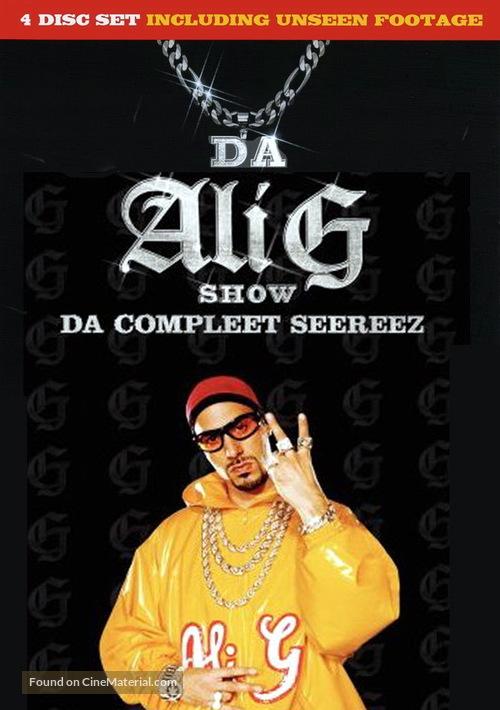 """""""Da Ali G Show"""" - Movie Cover"""