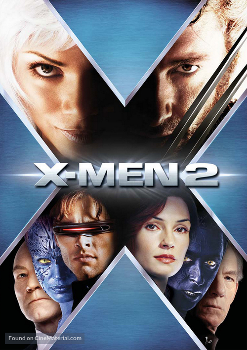 X2 - Key art