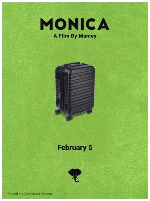 Monica - Panamanian Movie Poster