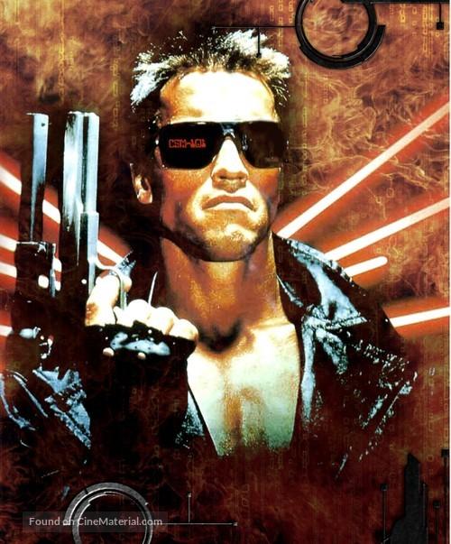 The Terminator - Key art