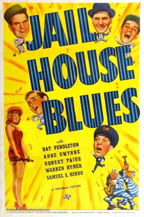 Jail House Blues - Movie Poster
