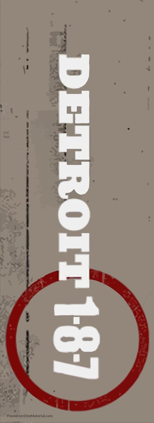 """Detroit 187"" - Logo"