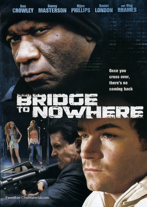 The Bridge to Nowhere - DVD movie cover