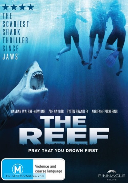 The Reef - DVD cover