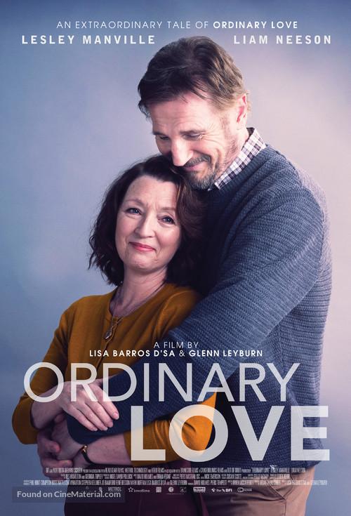 Ordinary Love - British Movie Poster