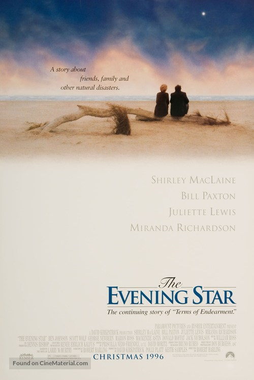 The Evening Star - Movie Poster