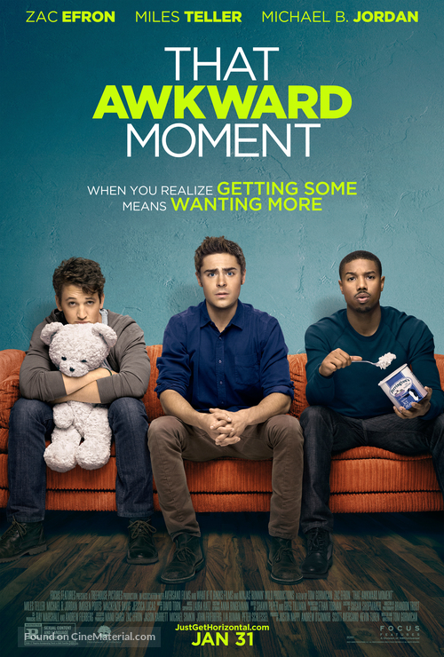 That Awkward Moment - Movie Poster