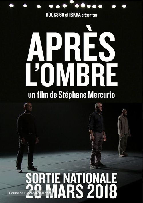 Après l'ombre - French Movie Poster