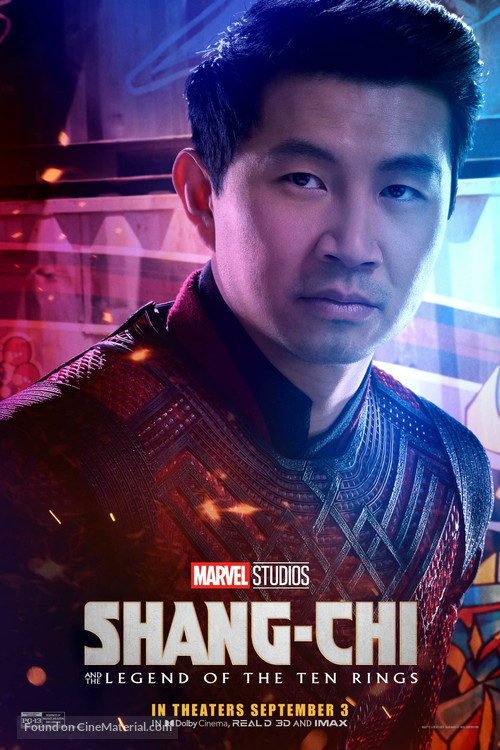Shang-Chi and the Legend of the Ten Rings - Movie Poster