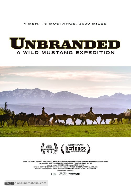 Unbranded - Canadian Movie Poster