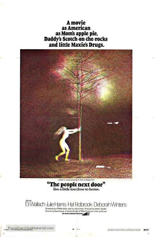 The People Next Door - Movie Poster