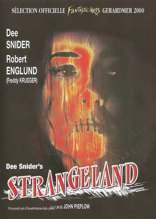 Strangeland - French Movie Cover