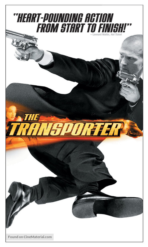 The Transporter - Movie Poster