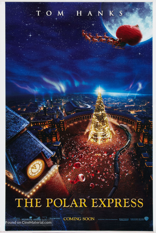 The Polar Express - International Movie Poster