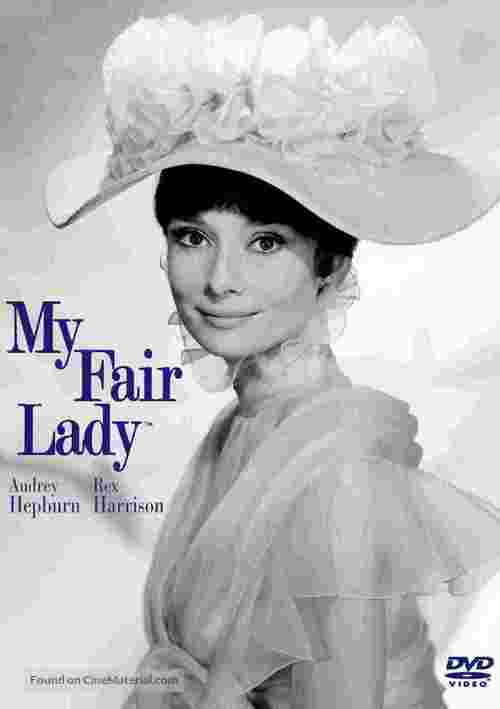 My Fair Lady - Movie Cover