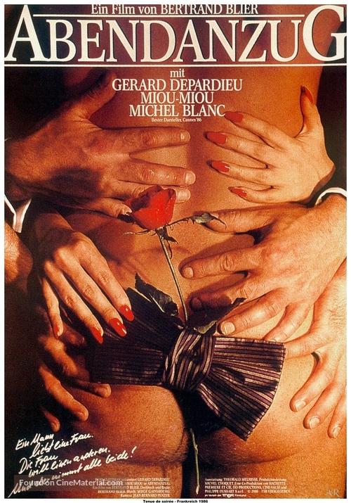 Tenue de soirée - German Movie Poster