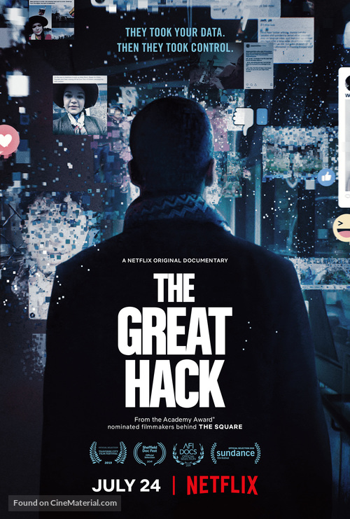 The Great Hack - Movie Poster