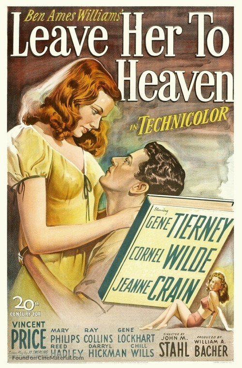 Leave Her to Heaven - Movie Poster
