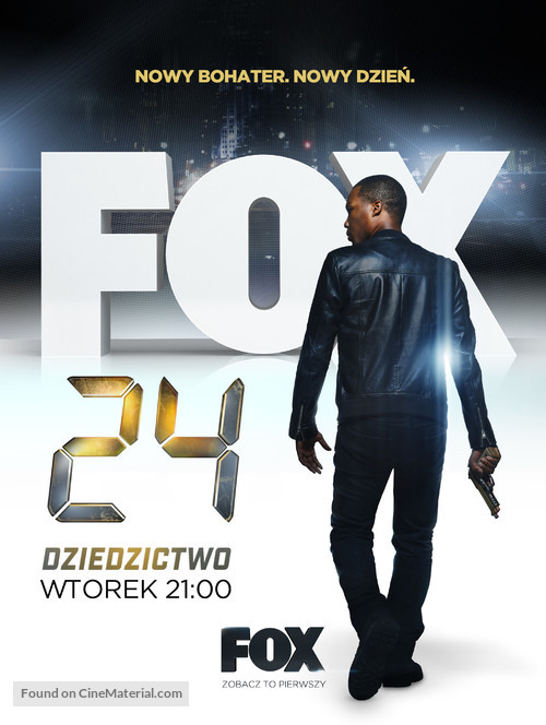 """24: Legacy"" - Polish Movie Poster"