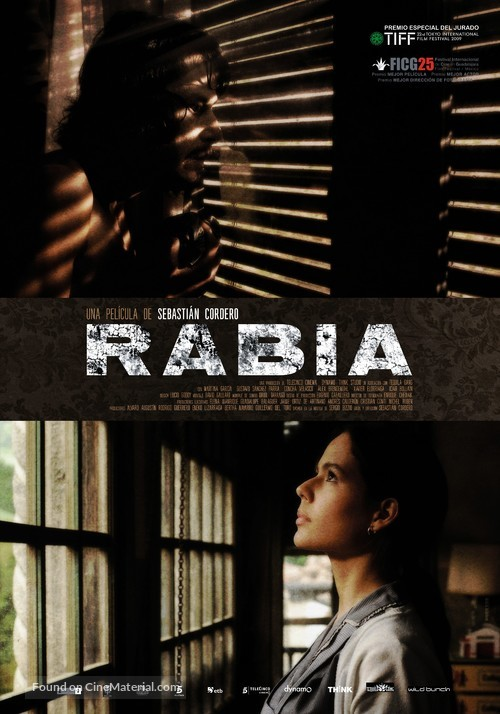 Rabia - Spanish Movie Poster