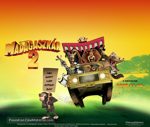 Madagascar Escape 2 Africa Dreamworks Animation Countdown 17 Madagascar Escape 2