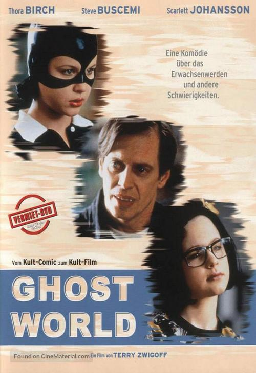 Ghost World - German Movie Cover