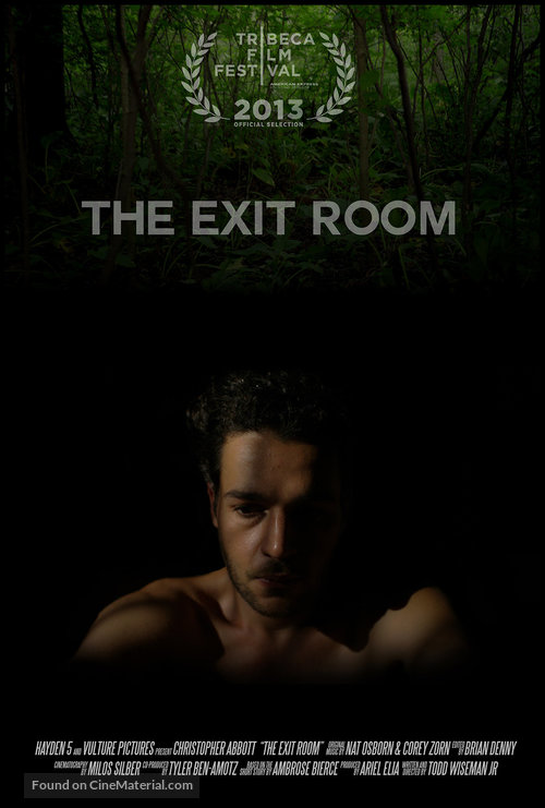The Exit Room - Movie Poster