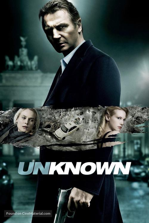 Unknown - British Movie Poster