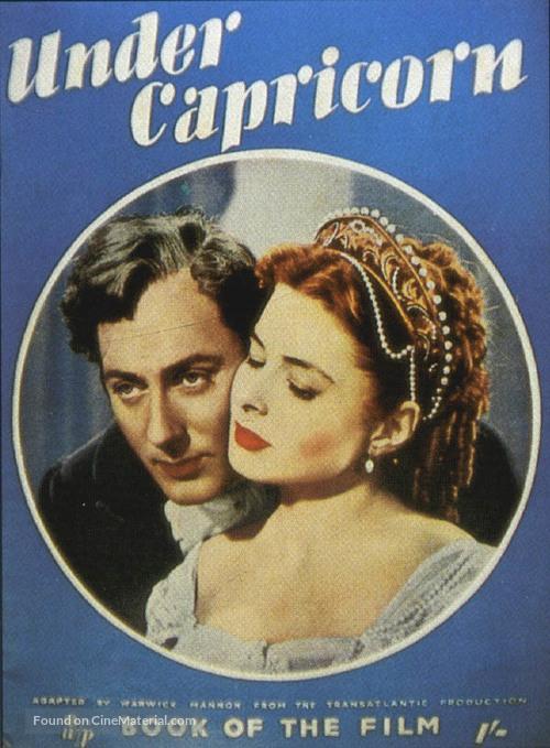 Under Capricorn - Movie Cover
