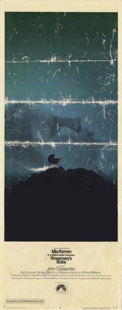 Rosemary's Baby - Movie Poster
