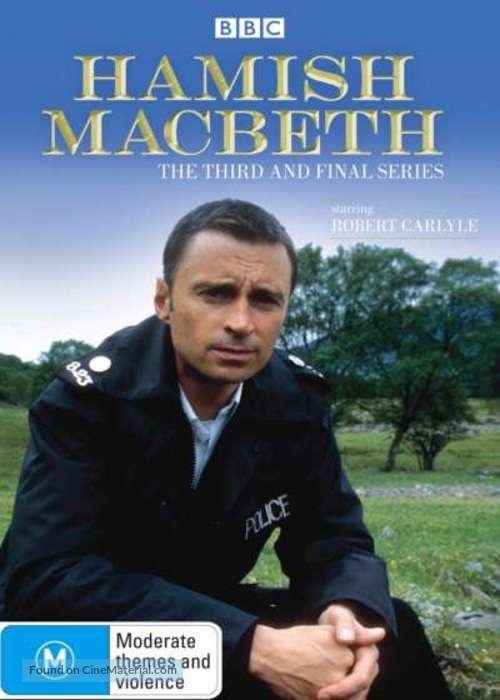 """Hamish Macbeth"" - Australian DVD movie cover"