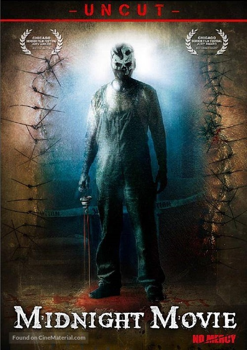 Midnight Movie - German DVD movie cover