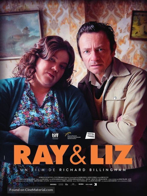 Ray & Liz - French Movie Poster