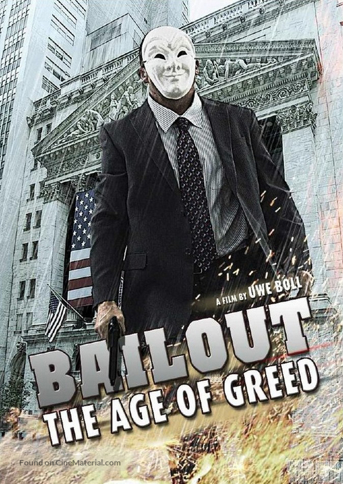Assault on Wall Street - Canadian Movie Poster