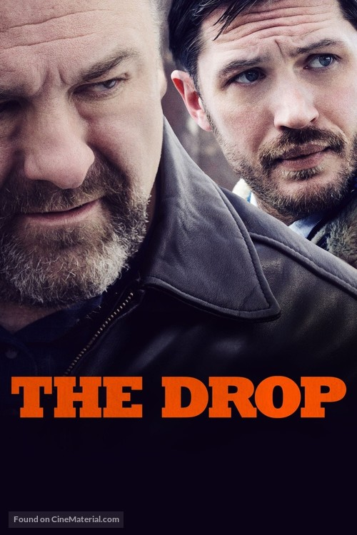 The Drop - DVD movie cover
