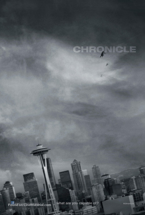Chronicle - Movie Poster