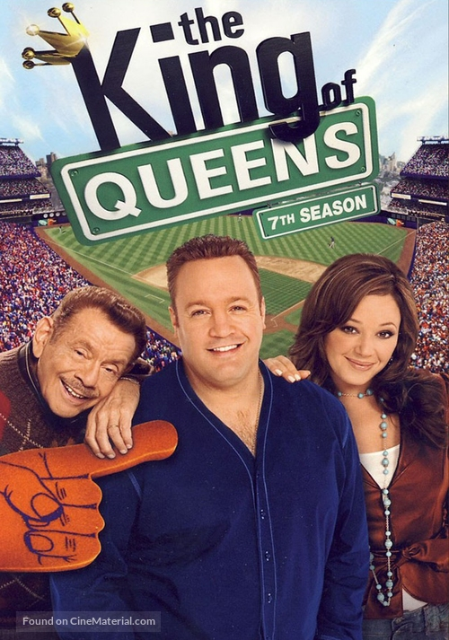 """The King of Queens"" - DVD movie cover"