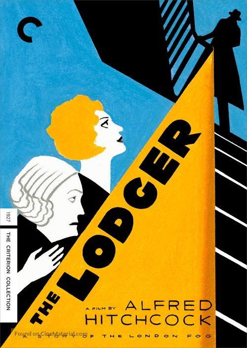 The Lodger - DVD movie cover