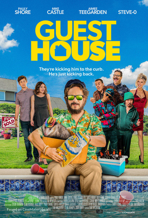 Guest House - Movie Poster