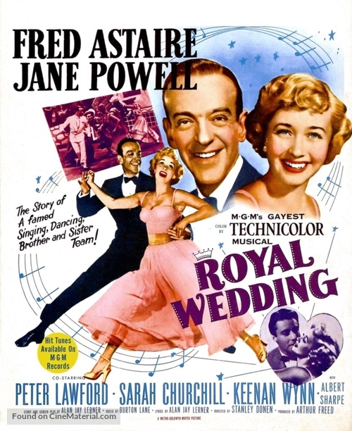 Royal Wedding - Movie Poster