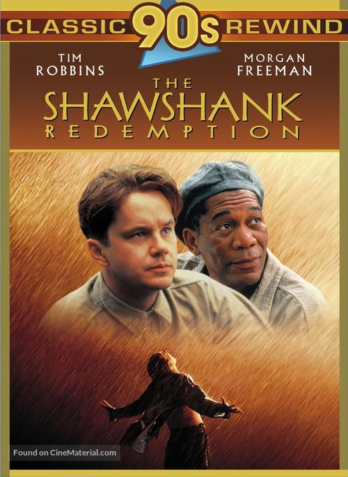 The Shawshank Redemption movie cover